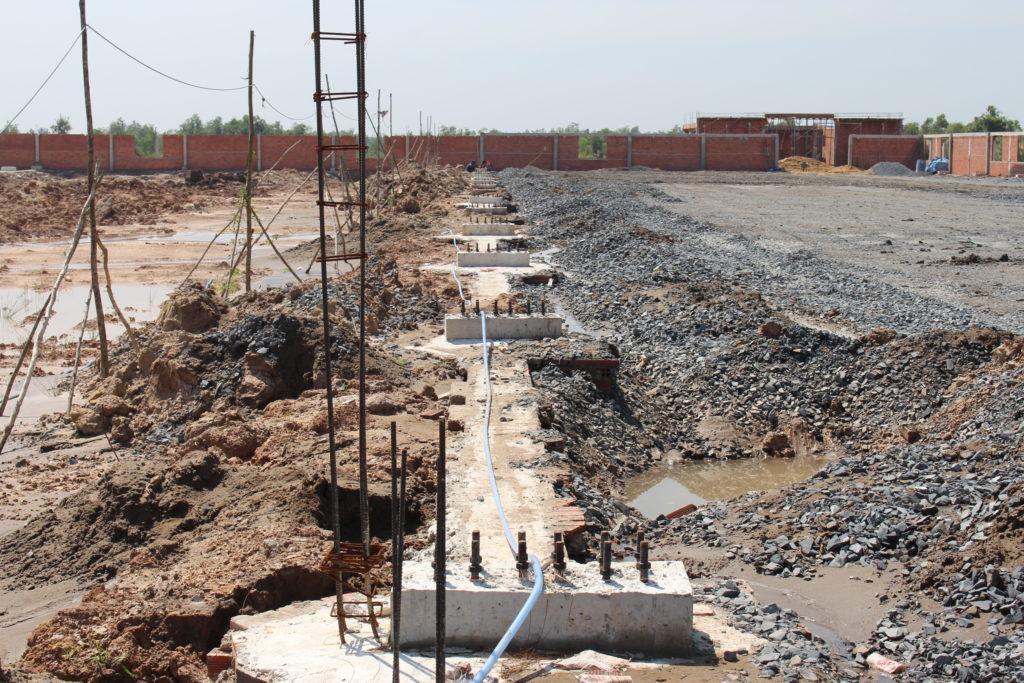 giai đoạn thi công xây dựng