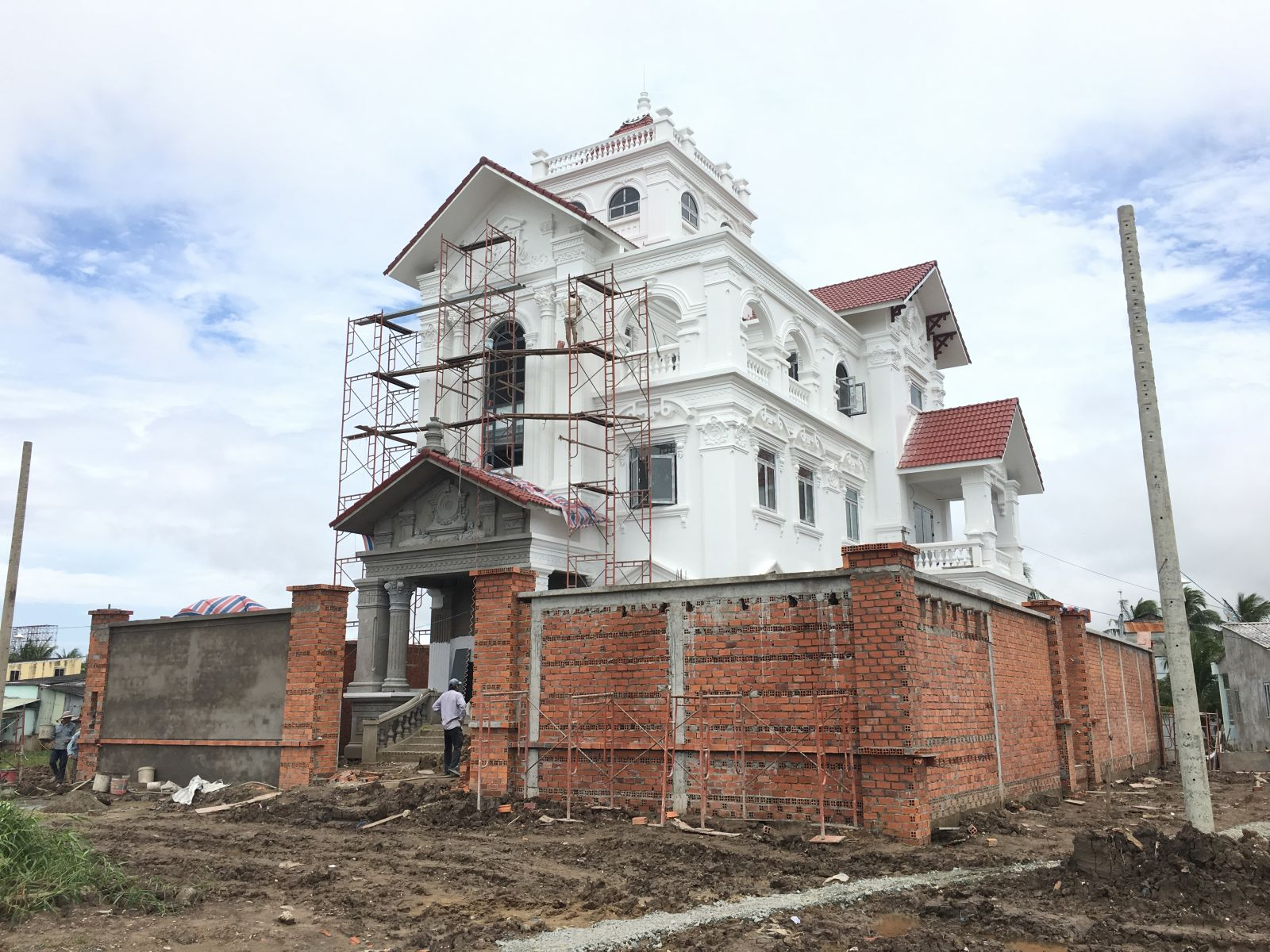 công ty xây dựng nhà đẹp