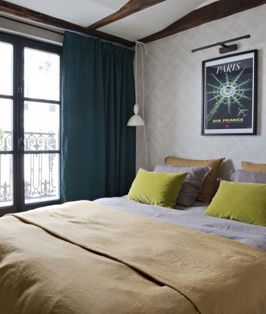 Thiết kế căn hộ 40m2 đẹp tinh tế - 5
