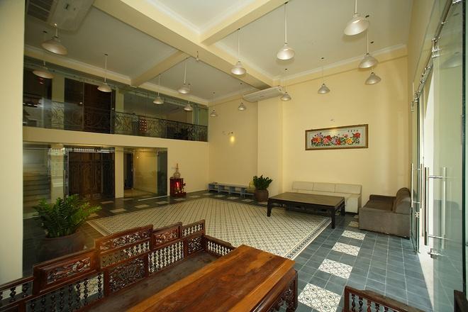 Mẫu thiết kế biệt thự kiểu Pháp cổ trong lòng Sài Gòn náo nhiệt - 6