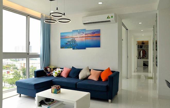 Thiết kế căn hộ 100m2 3 phòng ngủ thoáng mát và tiện ích trong từng góc nhỏ - 3