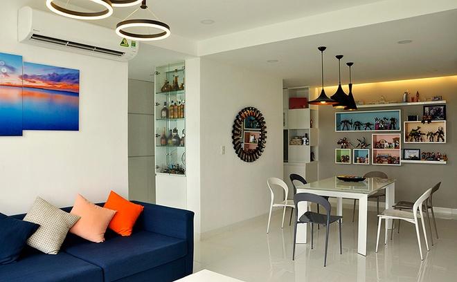 Thiết kế căn hộ 100m2 3 phòng ngủ thoáng mát và tiện ích trong từng góc nhỏ - 4