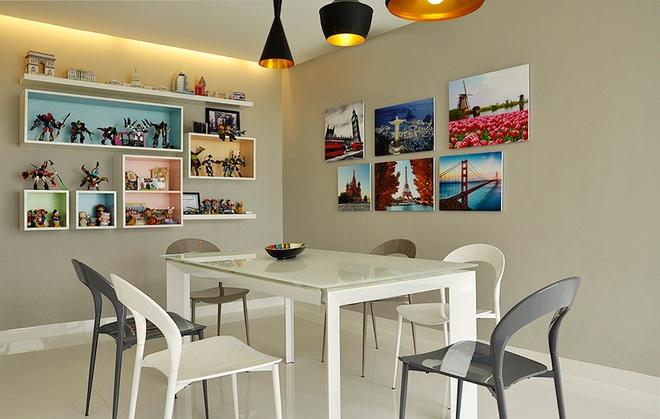 Thiết kế căn hộ 100m2 3 phòng ngủ thoáng mát và tiện ích trong từng góc nhỏ - 5