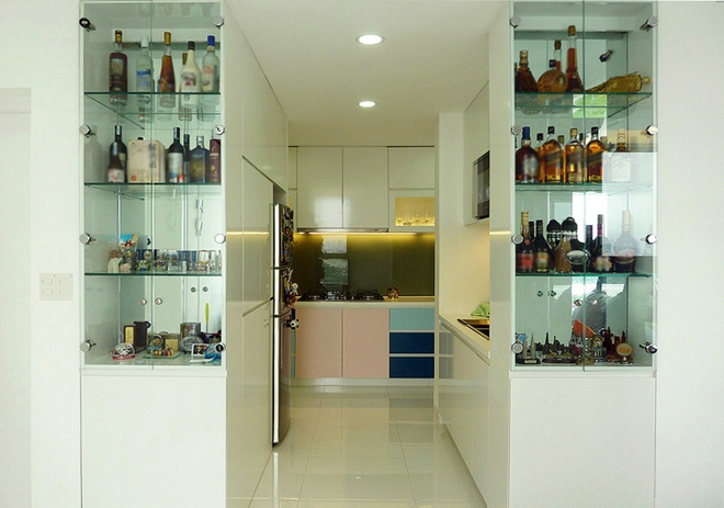 Thiết kế căn hộ 100m2 3 phòng ngủ thoáng mát và tiện ích trong từng góc nhỏ - 7