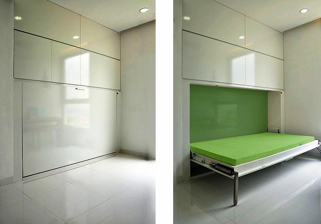 Thiết kế căn hộ 100m2 3 phòng ngủ thoáng mát và tiện ích trong từng góc nhỏ - 8