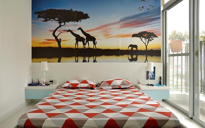 Thiết kế căn hộ 100m2 3 phòng ngủ thoáng mát và tiện ích trong từng góc nhỏ - 9