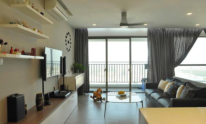 Tư vấn thiết kế căn hộ chung cư phong cách hiện đại không một góc tối - 1