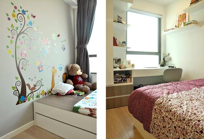 Tư vấn thiết kế căn hộ chung cư phong cách hiện đại không một góc tối - 10