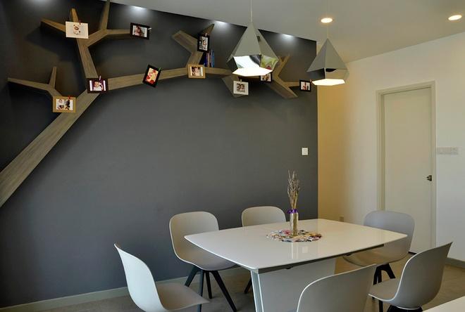 Tư vấn thiết kế căn hộ chung cư phong cách hiện đại không một góc tối - 5