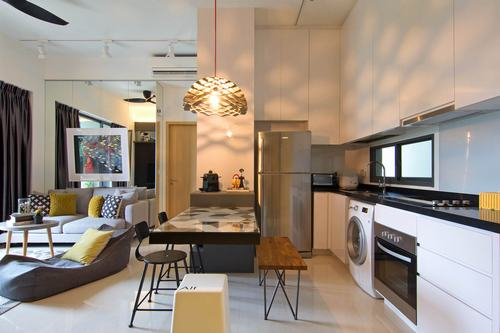 Tư vấn thiết kế căn hộ phong cách nghệ thuật - 1