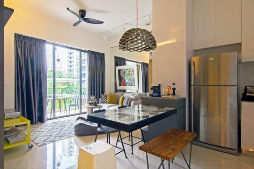 Tư vấn thiết kế căn hộ phong cách nghệ thuật - 10