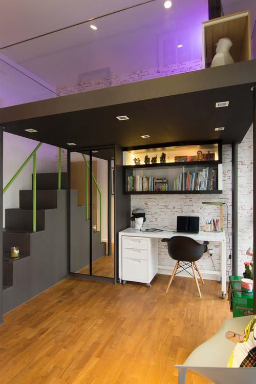 Tư vấn thiết kế căn hộ phong cách nghệ thuật - 13