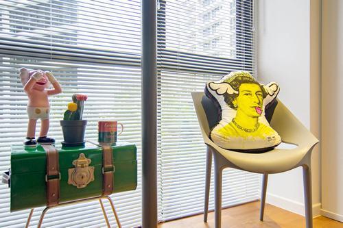 Tư vấn thiết kế căn hộ phong cách nghệ thuật - 2