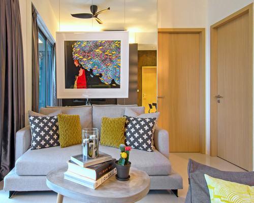 Tư vấn thiết kế căn hộ phong cách nghệ thuật - 4