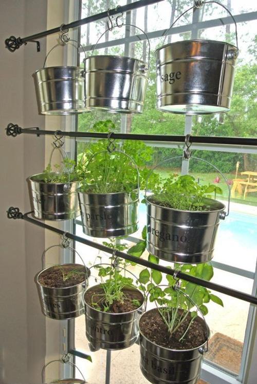 Tư vấn thiết kế vườn rau sạch an toàn cho gia đình-8