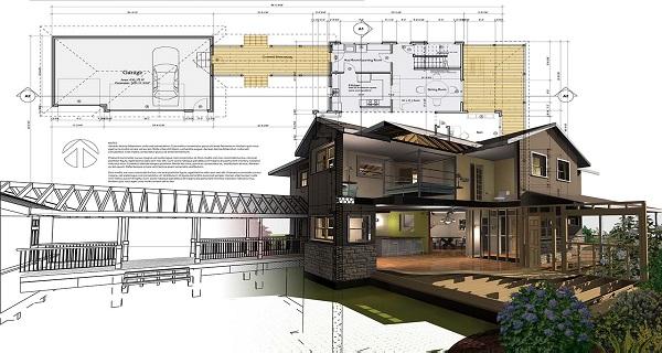 Bảng báo giá thiết kế nhà ở, thi công xây dựng cập nhật năm 2017 - 2