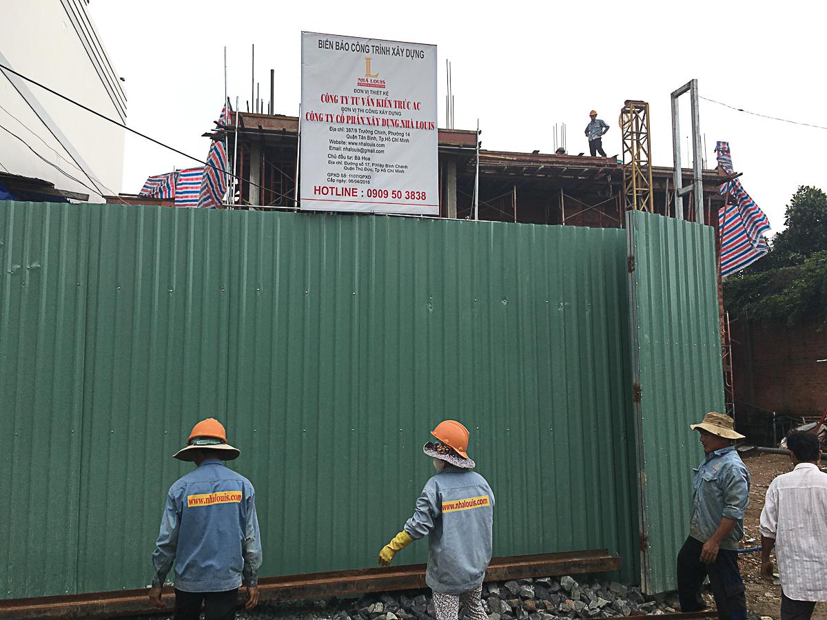 Nhận thầu thi công xây dựng Bình Dương, Đồng Nai, Thủ Đức, Q2, Q9 - 1