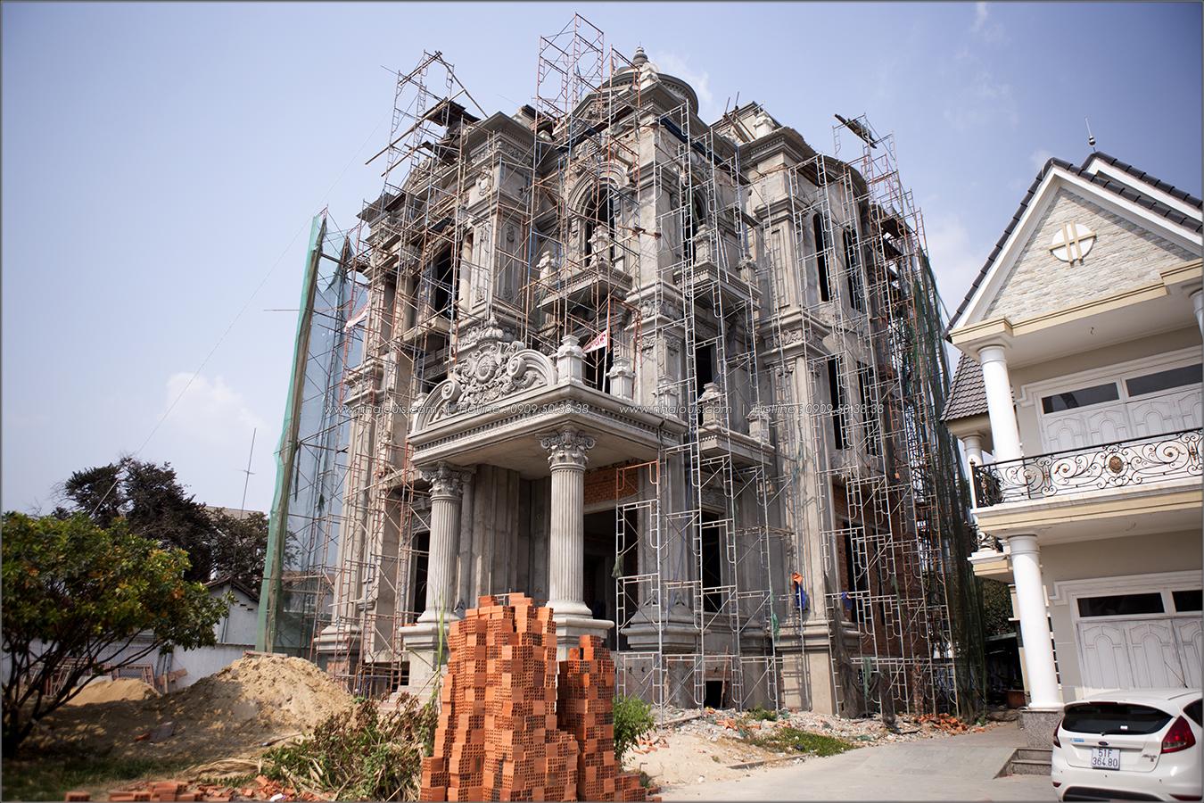 Nhận thi công xây dựng công trình và những công việc của nhà thầu - 1