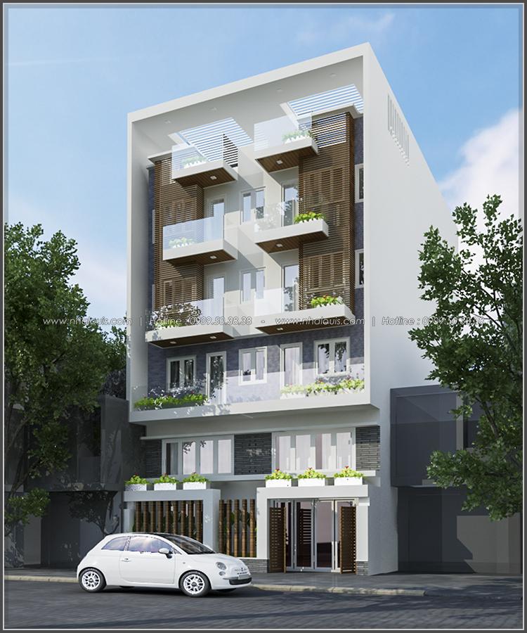 Xu hướng nội thất căn hộ áp dụng trong thiết kế nhà phố đẹp ở Bình Thạnh
