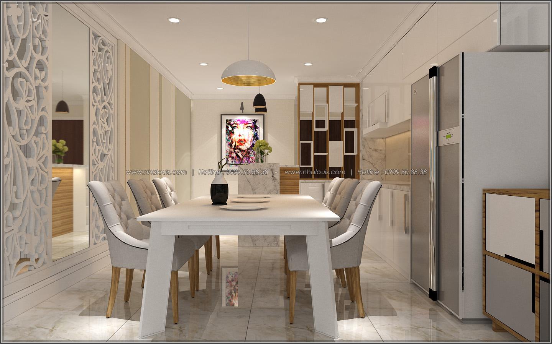 Đứng hình với thiết kế nội thất căn hộ Sunrise City đẹp không tì vết - 03