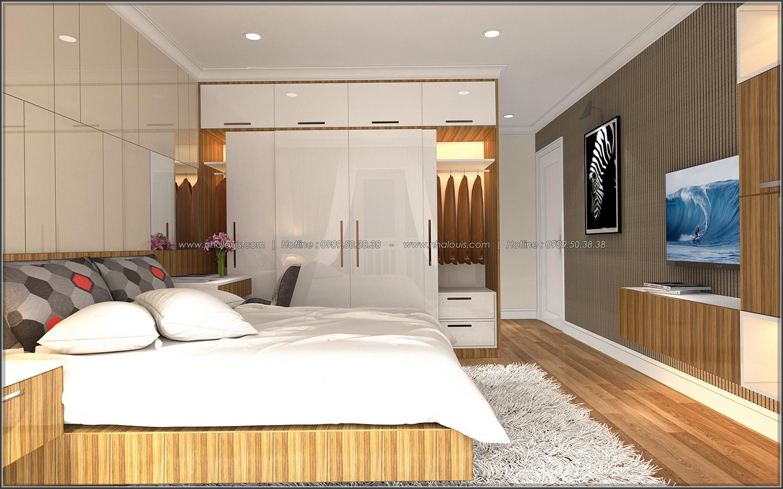 Đứng hình với thiết kế nội thất căn hộ Sunrise City đẹp không tì vết - 07
