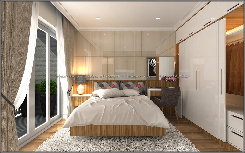Đứng hình với thiết kế nội thất căn hộ Sunrise City đẹp không tì vết - 08