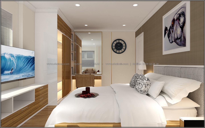 Đứng hình với thiết kế nội thất căn hộ Sunrise City đẹp không tì vết - 10
