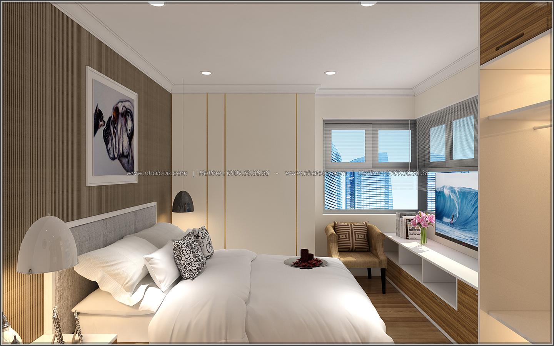 Đứng hình với thiết kế nội thất căn hộ Sunrise City đẹp không tì vết - 11