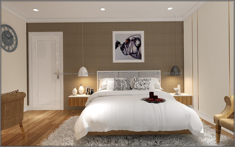 Đứng hình với thiết kế nội thất căn hộ Sunrise City đẹp không tì vết - 12