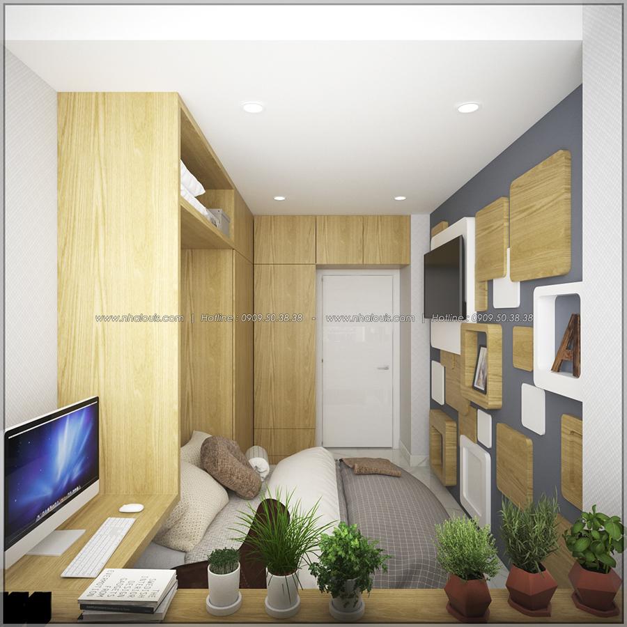Ngỡ ngàng với thiết kế nội thất căn hộ nhỏ đẹp tinh tế ở Quận 5 - 11