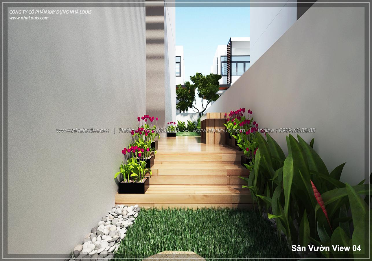 Thiết kế biệt thự 3 tầng đẹp đẳng cấp ngay tại dự án Lucasta Villa Quận 9 - 04