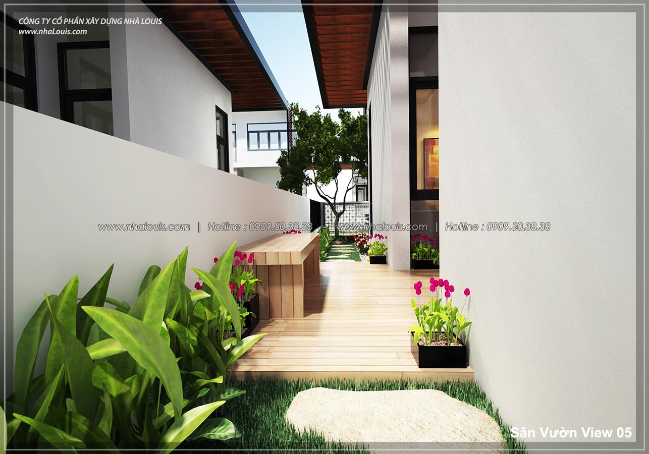 Thiết kế biệt thự 3 tầng đẹp đẳng cấp ngay tại dự án Lucasta Villa Quận 9 - 05