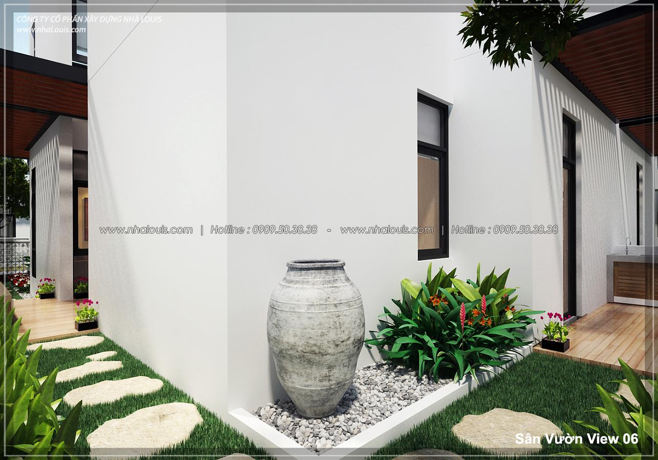 Thiết kế biệt thự 3 tầng đẹp đẳng cấp ngay tại dự án Lucasta Villa Quận 9 - 06