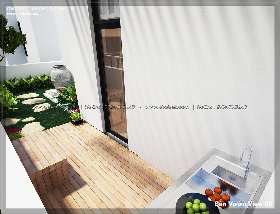 Thiết kế biệt thự 3 tầng đẹp đẳng cấp ngay tại dự án Lucasta Villa Quận 9 - 08