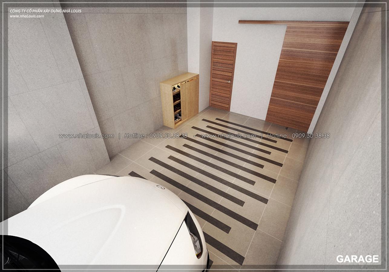 Thiết kế biệt thự 3 tầng đẹp đẳng cấp ngay tại dự án Lucasta Villa Quận 9 - 10