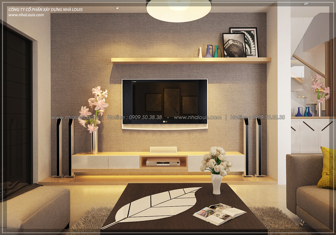 Thiết kế biệt thự 3 tầng đẹp đẳng cấp ngay tại dự án Lucasta Villa Quận 9 - 14