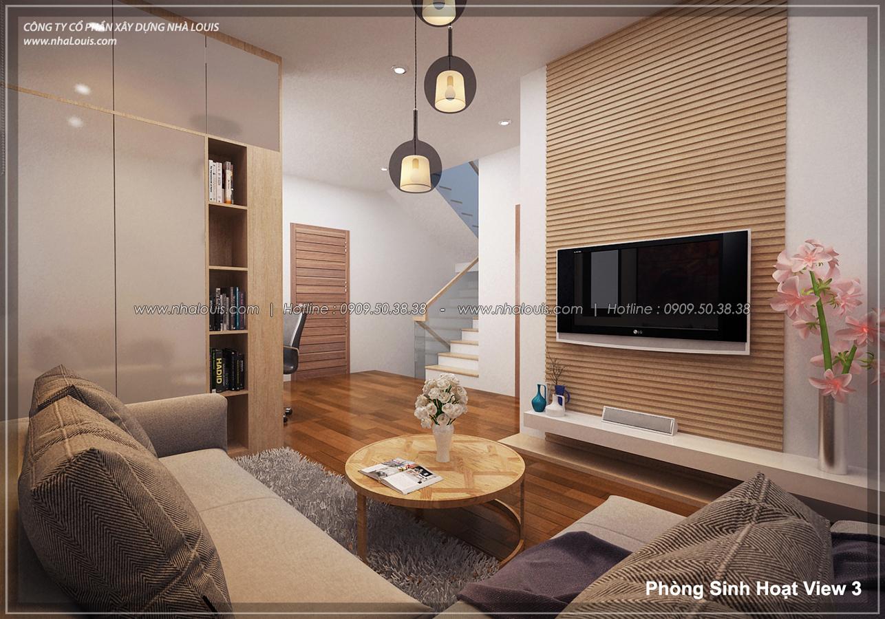 Thiết kế biệt thự 3 tầng đẹp đẳng cấp ngay tại dự án Lucasta Villa Quận 9 - 21