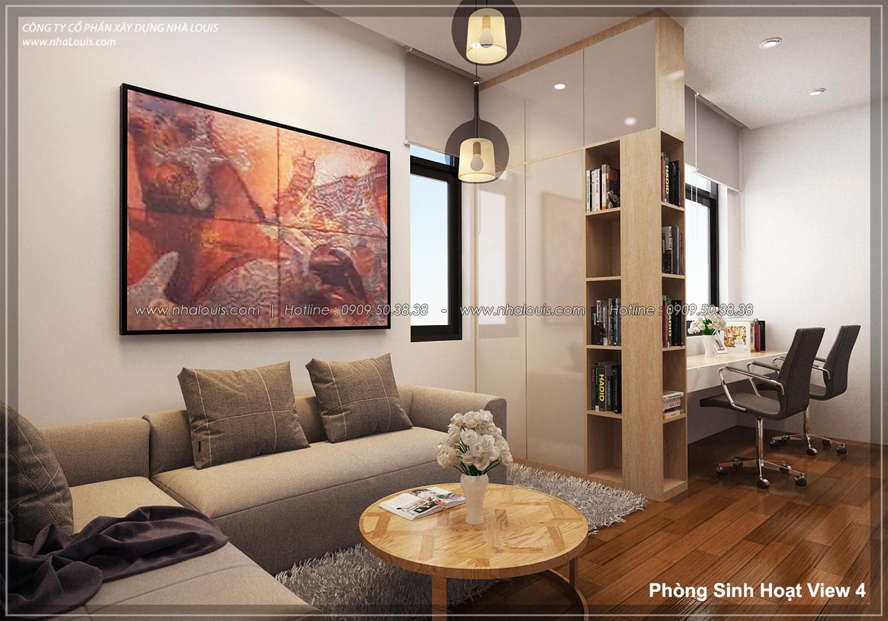 Thiết kế biệt thự 3 tầng đẹp đẳng cấp ngay tại dự án Lucasta Villa Quận 9 - 22