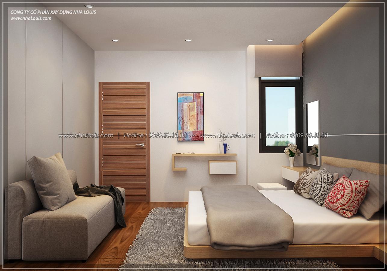 Thiết kế biệt thự 3 tầng đẹp đẳng cấp ngay tại dự án Lucasta Villa Quận 9 - 24