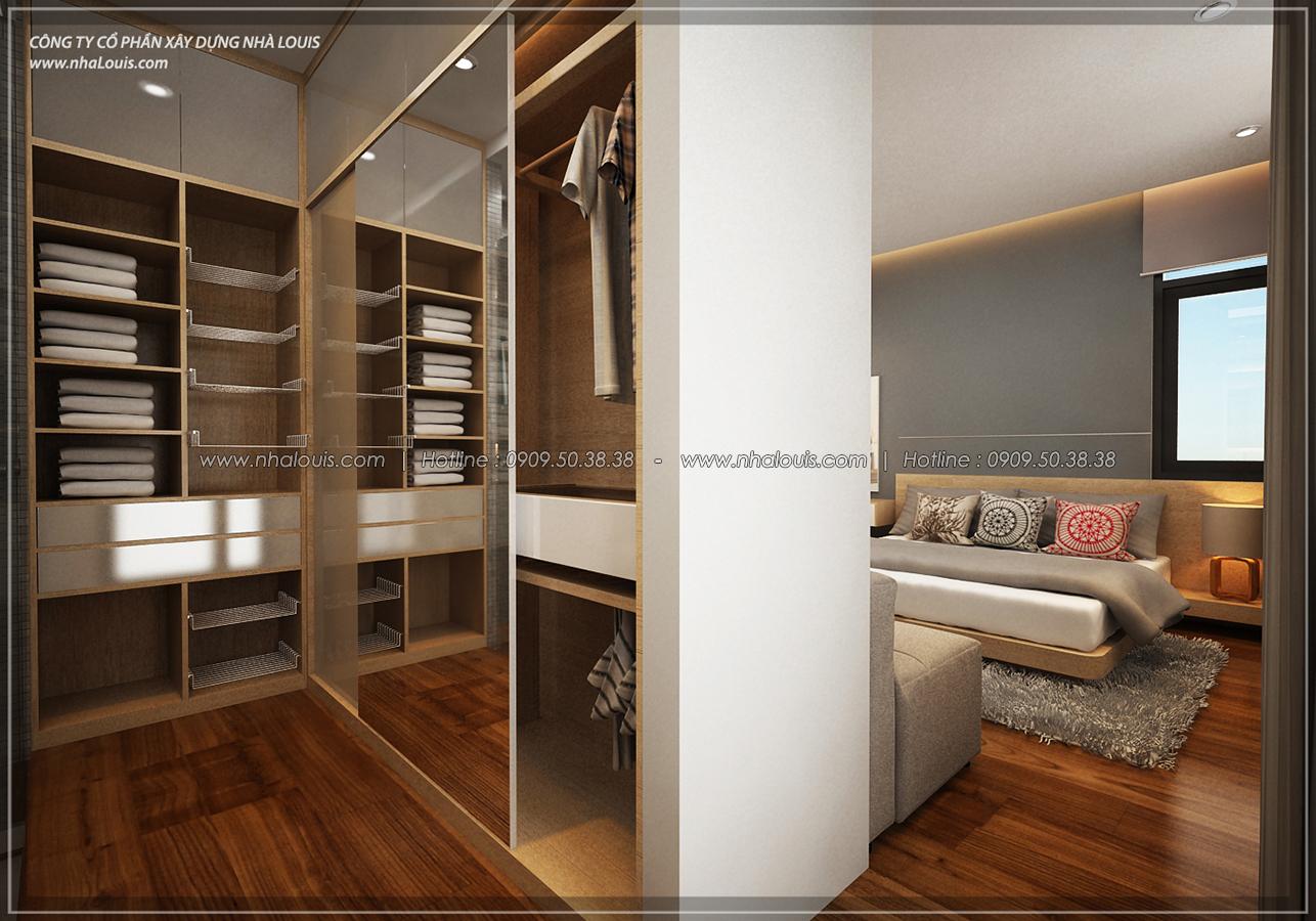 Thiết kế biệt thự 3 tầng đẹp đẳng cấp ngay tại dự án Lucasta Villa Quận 9 - 25