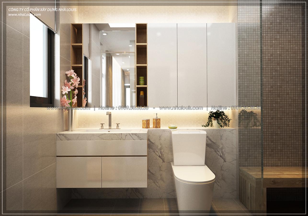 Thiết kế biệt thự 3 tầng đẹp đẳng cấp ngay tại dự án Lucasta Villa Quận 9 - 26