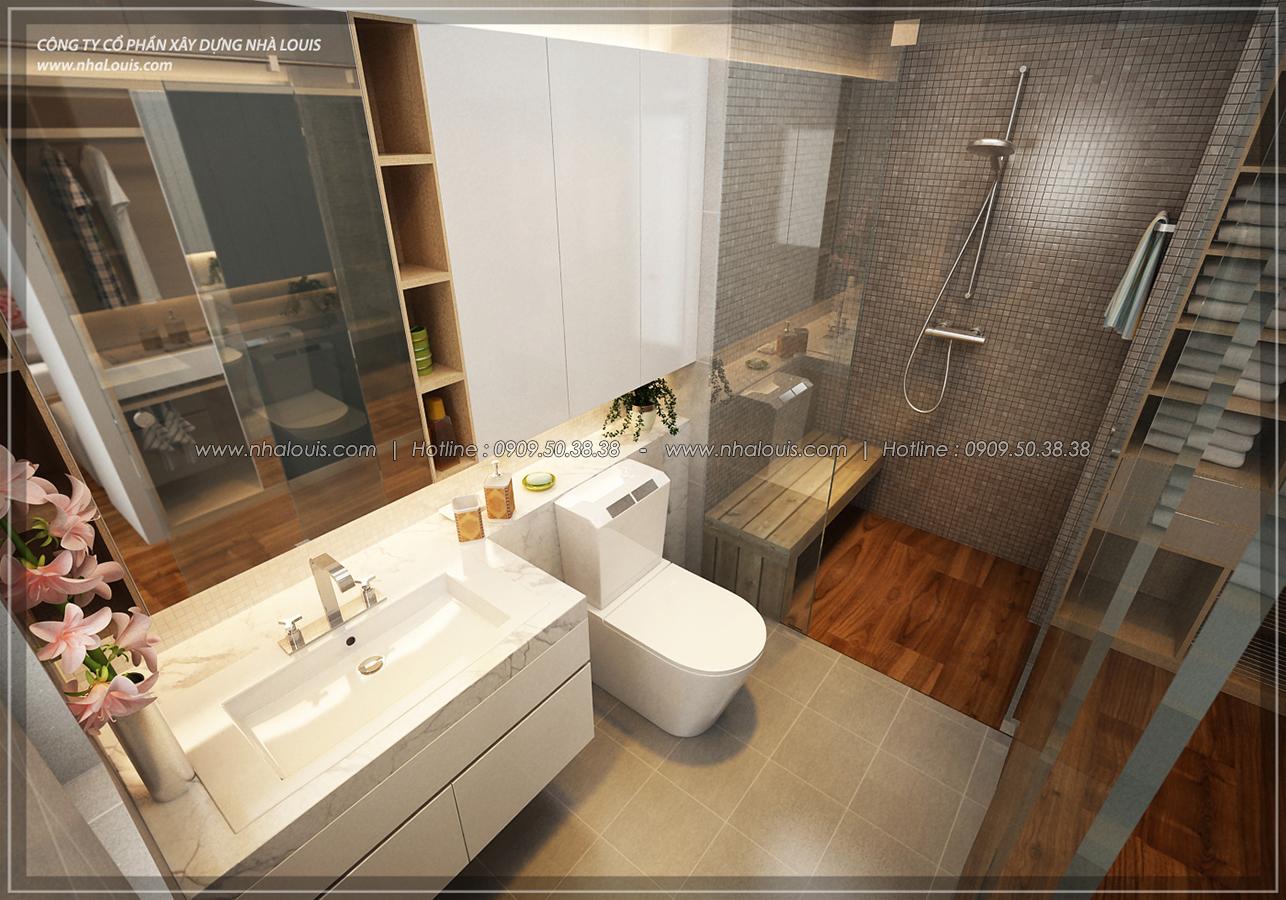 Thiết kế biệt thự 3 tầng đẹp đẳng cấp ngay tại dự án Lucasta Villa Quận 9 - 27