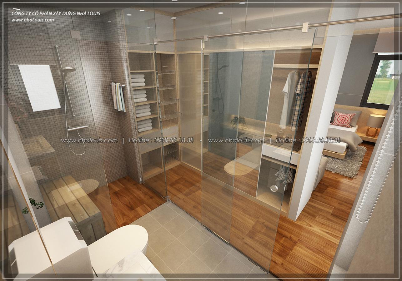 Thiết kế biệt thự 3 tầng đẹp đẳng cấp ngay tại dự án Lucasta Villa Quận 9 - 28