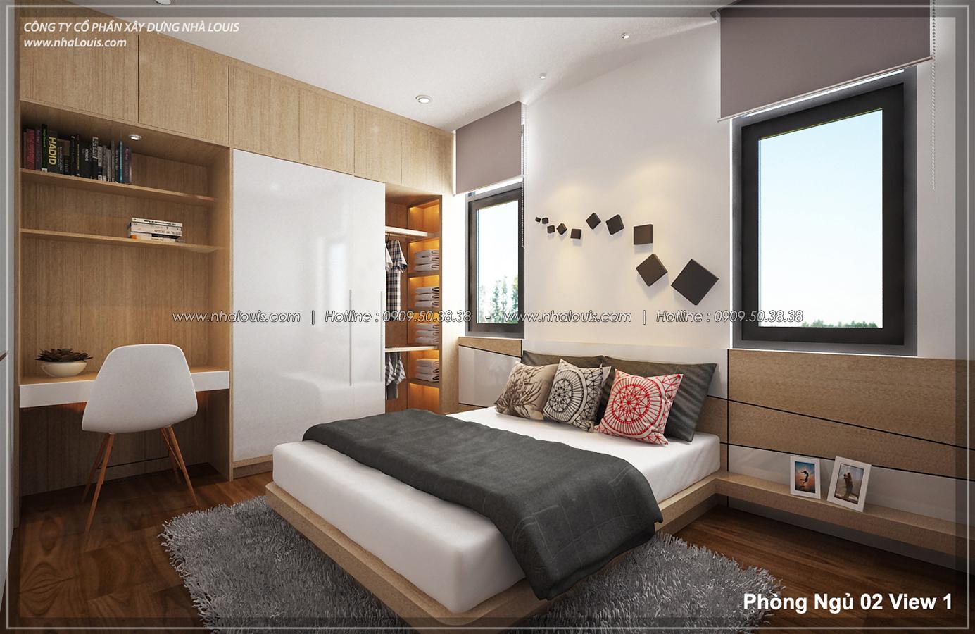 Thiết kế biệt thự 3 tầng đẹp đẳng cấp ngay tại dự án Lucasta Villa Quận 9 - 29