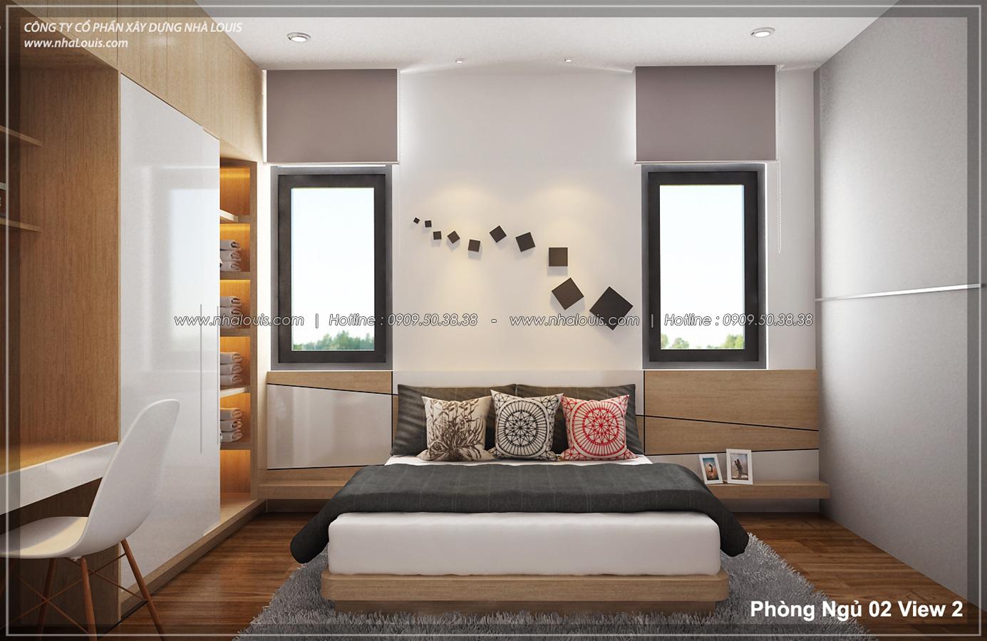 Thiết kế biệt thự 3 tầng đẹp đẳng cấp ngay tại dự án Lucasta Villa Quận 9 - 30