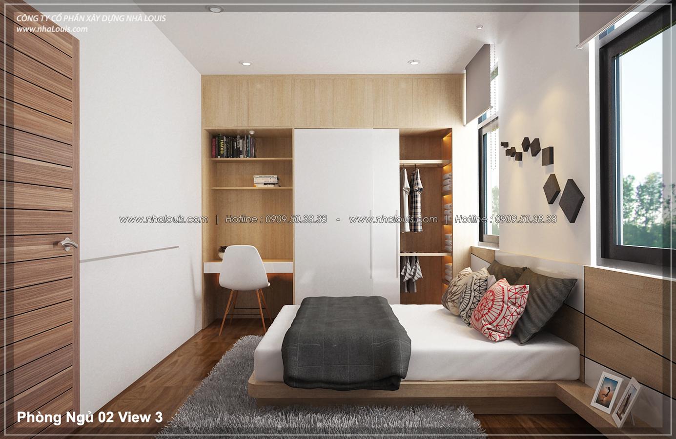 Thiết kế biệt thự 3 tầng đẹp đẳng cấp ngay tại dự án Lucasta Villa Quận 9 - 31