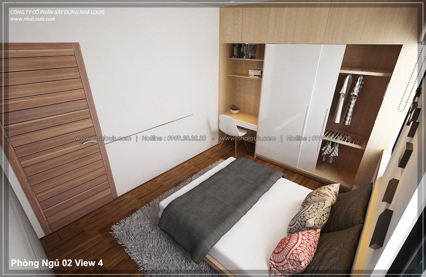 Thiết kế biệt thự 3 tầng đẹp đẳng cấp ngay tại dự án Lucasta Villa Quận 9 - 32