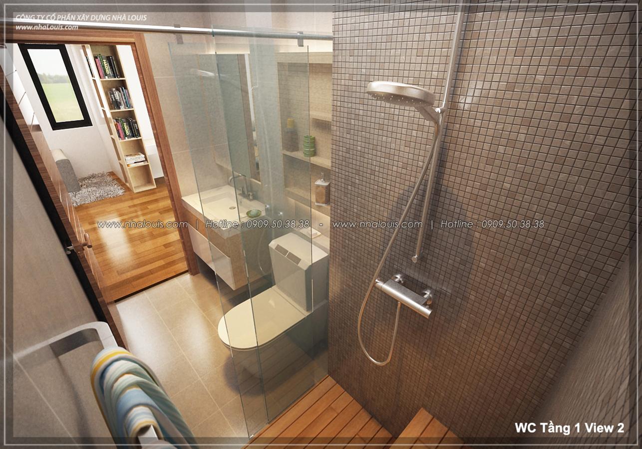 Thiết kế biệt thự 3 tầng đẹp đẳng cấp ngay tại dự án Lucasta Villa Quận 9 - 33