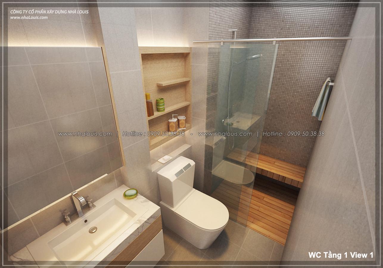 Thiết kế biệt thự 3 tầng đẹp đẳng cấp ngay tại dự án Lucasta Villa Quận 9 - 34
