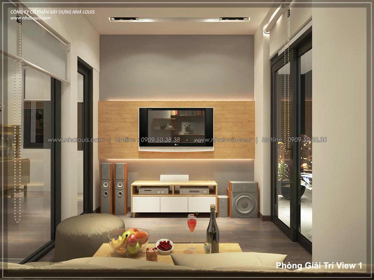 Thiết kế biệt thự 3 tầng đẹp đẳng cấp ngay tại dự án Lucasta Villa Quận 9 - 36